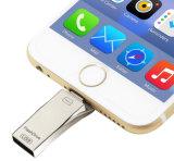 vara nova OTG da memória da movimentação do Eu-Flash da corrente chave do USB 128g