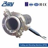 Bâti de fractionnement/découpage pneumatique portatif OD-Monté de pipe et machine taillante (SFM1218P)