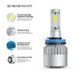 S2 H8 H9 H11 PFEILER einzelner Auto-Scheinwerfer des Träger-LED
