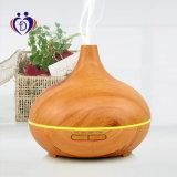 El DT-1516300ml aceite esencial difusor de aroma trabajando 10h se escapa del bullicio de la vida moderna