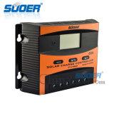 Suoer 48V 60A PWMの情報処理機能をもった太陽料金のコントローラ(ST-C4860)