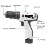 Destornillador eléctrico 12V mini taladro destornillador inalámbrico