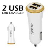 3A de coche USB doble cargador adaptador para cargador de teléfono móvil