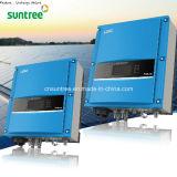 sull'invertitore di griglia e sull'invertitore di potere per il sistema solare di PV (CC a CA; La monofase o a tre fasi) Griglia-Lega l'invertitore