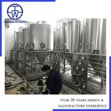 Edelstahl-konischer Bier-Gärungserreger/Gärungsbehälter/Behälter