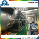 Linha de pintura eletrostática do equipamento do revestimento do pó com ISO