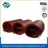 Nastri trasportatori rivestiti a temperatura elevata della maglia della vetroresina di PTFE