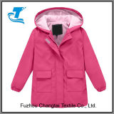 Kid's léger fleece lined le phoque à capuchon imperméable
