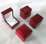 Caixa de embalagem de madeira da jóia do preço barato da qualidade superior