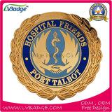 Emblema feito sob encomenda do Pin do Lapel do metal da alta qualidade