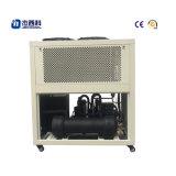 Refrigeratore di Samll raffreddato aria del refrigeratore di acqua del rotolo per la macchina di Texitle