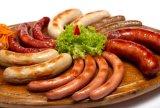 لوّح كولاجين صالح للأكل [كسنغ] العيار 13-32 [مّ] سجق [شيرّد] ولفّ نوع