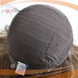 El cabello natural 100% Brasileña de encaje frontal peluca (PPG-L-0194)