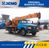XCMG 8ton 유압 작은 트럭 기중기 Qy8b. 5대의 트럭 기중기