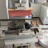 Één Printer van het Stootkussen van de Kleur voor het Aanpassen Knop