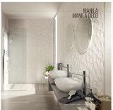 azulejo de cerámica interior impermeable de la pared de la inyección de tinta de 300X600m m para el cuarto de baño (CP323)