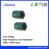 De Elektrolytische Condensator van de Hoge Frequentie van China 10V 470UF voor Verkoop