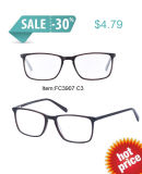 Frame ótico de Eyewear do acetato novo novo dos Eyeglasses do projeto da cor do estilo
