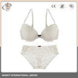Fashion Knitting machine Ladies Bra Sexy Underwear