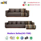 Nieuwe Comfortabele Harmonische en Moderne het Leven Bank (hc-T08)