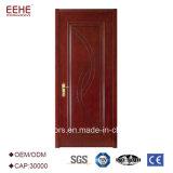 アパートのためのカスタマイズされたMDFの木製のドア