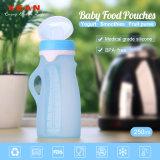Venda Direta de fábrica aprovado pela FDA personalizadas de Silicone Recipiente de comida de bebé