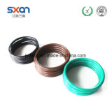 NBR, FKM, cuerda del anillo o del silicio