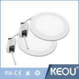 Aluminium12w Cer RoHS 2 Jahre der Garantie-LED Leuchte-