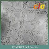 Eco - cubierta de vector plástica de Rolls/PVC del mantel del cordón del PVC del mantel cómodo del vinilo