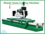 Máquina de piedra semiautomática para las losas del granito del corte/de mármol/las encimeras/los azulejos