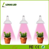 Amplio espectro de luz blanca crecer Bombilla LED 12W Bombilla de luz natural de las plantas de hortalizas