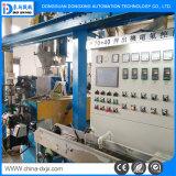 Conductor de alta precisión de una capa de HDPE, Cable de alambre que hace la máquina