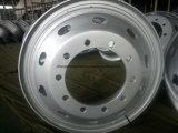 高品質のトレーラーの車輪、鋼鉄縁、トラックのトレーラーの車輪の縁