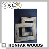 Zoll gravierter festes Holz-Bilderrahmen für Jahrestags-Geschenk
