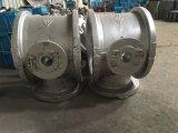 トンコワンは精密によって失われたワックスの投資鋳造の鋳造弁の部品をカスタマイズした