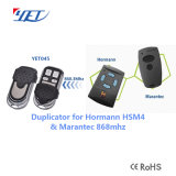 Hormann Fernsteuerungsexemplar-Modus 868MHz Hsm2 Hsm4 Yet073
