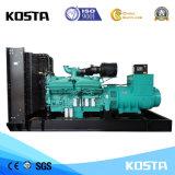 土地利用のための熱い販売500kVA Cumminsの閉鎖防音のディーゼル発電機