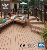 Resistente à prova de Material Verde WPC Flooring