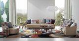 元および豪華な居間の家具