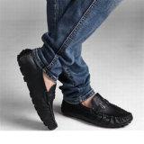 方法人の革靴の慰めは蹄鉄を打つダグの靴(FTS1020-12)に
