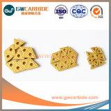 高品質の炭化物CNCのIndexable挿入(CNMG120404)