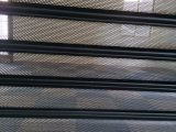 Microperforatedの鋼鉄ローラーシャッタードア