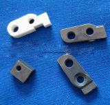 Schwarzer Zirconia-keramischer Blatt-Durchmesser 80* Thickness2 mm