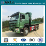 Sinotruk HOWO 371HP 20m3のダンプトラック