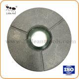 Formiguinha Almofada de polir de resina da marca, discos de polimento, Placa de polimento de granito reforçado.