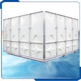 GRP erhöhte den Wasser-Sammelbehälter, der in Aufsatz installiert war
