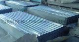 Folha de aço Recyclable e fácil da telhadura da instalação Dx51d Hdgi