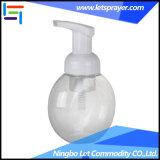 Runde Plastikflasche der Schaumgummi-Pumpen-Flaschen-250ml mit Schaumgummi-Pumpe