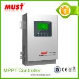 60A Controlemechanisme van de Vertoning van de Hoge Efficiency PC1600 LCD van het 24V/48V het AutoWerk