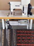 Macchina per cucire di cucitura del Ornamental di zigzag per decorativo sui tessuti da arredamento di cuoio e del sofà